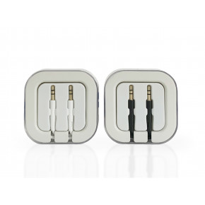 Premium 4ft Auxiliary Cable in Acrylic Box