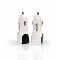 Dual USB Car Charger 2.1 Amp (pack of 10)