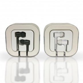 Handsfree Earphones in Acrylic Box