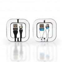 Premium iPhone Cable 2.1 Amp.in Acrylic Box
